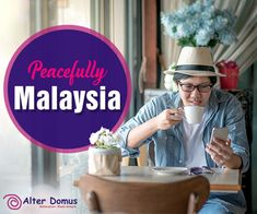 Explore the tranquil terrains of Malaysia with bliss & serenity... For travel & visa assistance, visit www.penangmyhome.com  #ExploreMalaysia  #Travel  #Visa  #StayInPenang
