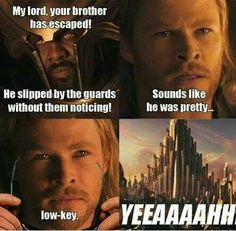 Loki puns are the best