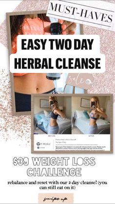 2 Day Cleanse, Herbal Cleanse, Juice Cleanse, Herbal Tinctures, Herbalism, It Works Marketing, Monday Prayer, Sugar Detox Diet, It Works Products