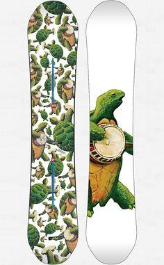 Easy Livin Snowboard | Burton Snowboards $529.95