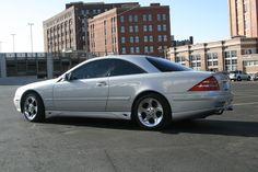 Mikes 2000 Mercedes-Benz CL-Class 2 Dr CL500 Coupe