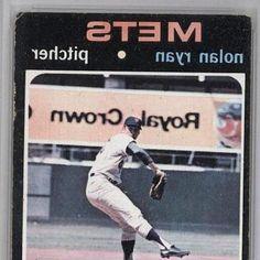 1971 O-Pee-Chee  513 Nolan Ryan New York Mets Baseball Card   Sports Mem, Cards & Fan Shop, Sports. 1971 Topps  513 Nolan Ryan PSA 3.5 Ne. 1971 Topps Nolan Ryan PSA EX 5 Baseball Card  513 MLB HOF Collectible. Jefferies RC PSA Gem Mint 10 Baseball Card  1 MLB Collectible  NewYorkMets.. 1960 Topps Mickey Mantle PSA VG+ 3.5 Baseball Card  350 MLB HOF. #BaseballCards #baseballcard #Baseball #Cards #Sports #Deals #Collectibles #gifts