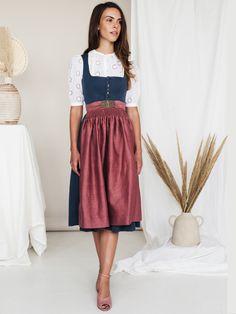 Versandkostenfrei bei LIMBERRY bestellen. Dirndl Dress, Mode Inspiration, I Am Awesome, Midi Skirt, Skirts, Blog, Outfits, Clothes, Dresses