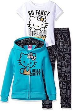 Hello Kitty Girls' Big Girls' 3 Piece Zip up Hoodie Leggi... https://www.amazon.com/dp/B01JRE14SQ/ref=cm_sw_r_pi_dp_x_yQglyb0WP8B6Y