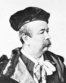 Charles Frederick Worth (1826-1895), widely considered the Father of Haute couture, was an English fashion designer of the 19th century, whose works were produced in Paris