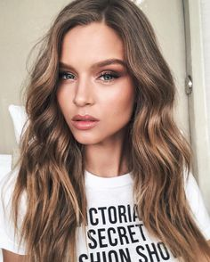 Josephine Skriver #sexy #hair #hairstyle