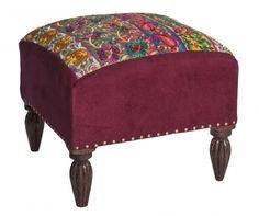 Taburet Quadro Home Living, Living Rooms, Outdoor Furniture, Outdoor Decor, Oriental, Ottoman, Chair, Diy, Home Decor