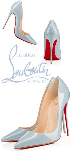 babyblue.quenalbertini: Christian Louboutin So Kate Vernis | by Emmy DE