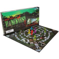 Oh no....Zombies! Board Game