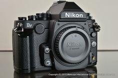 ** MINT ** NIKON DF 16.2MP Digital Camera Body Very Low 1468 shutter #Nikon