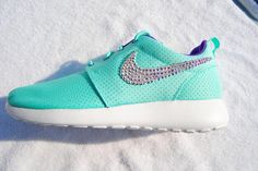 blinged nike roshes!