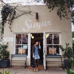 Sugar Bakery in Charleston, South Carolina (click through for a full travel guide!) @elsiecake
