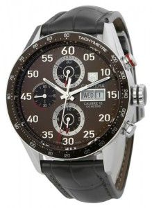 Tag Heuer Carrera Day-Date Mens Watch