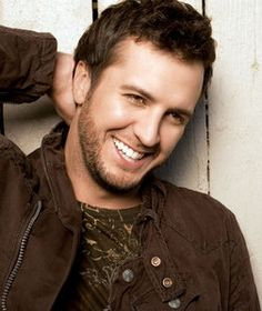 Luke Bryan... I could stare at that smile all day!