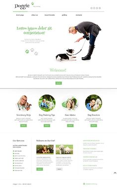Take a closer look at this Dog Responsive WordPress Theme ( and you could fall in love with it. Clean, professional and simple design. Wordpress Theme Design, Premium Wordpress Themes, Creative Web Design, Website Themes, Website Ideas, Web Design Company, Pink Dog, Wordpress Template, Site Internet