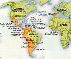 all spanish speaking countries south america | Hispanics and ...
