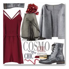"""""""Cosmo girl"""" by stylemoi-offical ❤ liked on Polyvore featuring moda, Bobbi Brown Cosmetics, Topshop, Ann Demeulemeester, Wendy Nichol i stylemoi"""