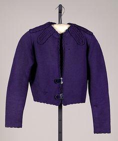 Sweater  House of Schiaparelli (French, 1928–1954)  Designer: Elsa Schiaparelli (Italian, 1890–1973) Date: ca. 1938
