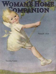 Woman's Home Companion Magazine, August 1921