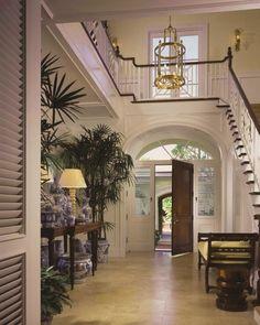 Eye For Design: The Timeless Appeal Of White Foyers