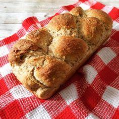 Ψωμί  με λιναρόσπορο