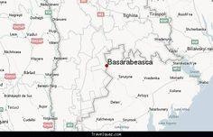 Map of Basarabeasca - http://travelquaz.com/map-of-basarabeasca.html