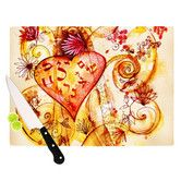 Found it at Wayfair - Tree of Love Cutting Board