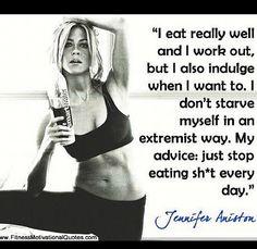 Jennifer Aniston :)