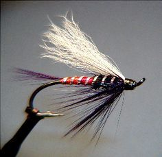 Another classic Steelhead fly. While I have these in the box and enjoy tying them I rarely fish them. Was just a great fly to start out with tying Steelhead flies.