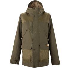 Brighton Snowboard Jacket