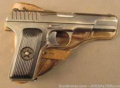 WW2 Soviet TT-33 Tokarev Russian Pistol No ImportLoading that magazine is a pain! Get your Magazine speedloader today! http://www.amazon.com/shops/raeind