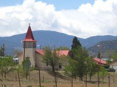 Cimmaron, New Mexico