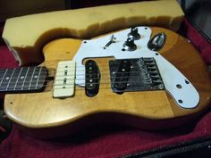 Evan Lorden: My custom homemade guitars
