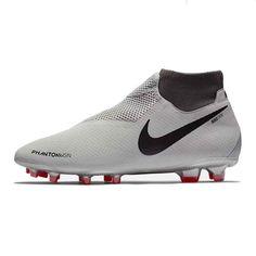 Ποδοσφαιρικό παπούτσι για σκληρές επιφάνειες Nike Phantom Vision Pro Dynamic Fit FG - AO3266-060 Phantom Vision, Nike, Cleats, Fitness, Sports, Fashion, Football Boots, Hs Sports, Moda