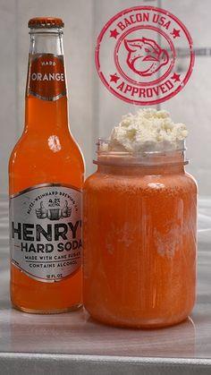 "IronPigs on Twitter: ""New Food:Henry's Hard Orange Soda Floats ..."