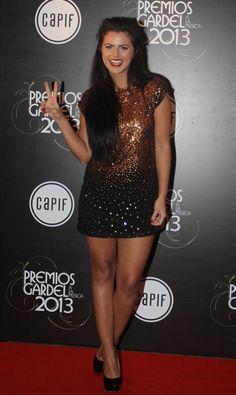 Isabella Castillo - Gardel 2013