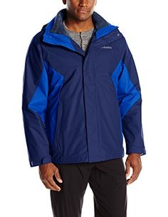 Columbia Mens Eager Air Interchange Jacket Collegiate NavyMarine Blue Large * Want to know more, click on the image.(This is an Amazon affiliate link and I receive a commission for the sales)