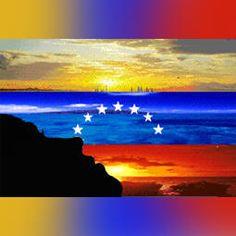 Mi Venezuela... la de las 7 estrellas