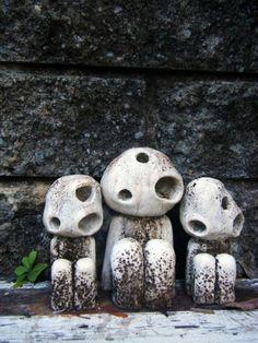 Kodama Trio by Gimpbeast