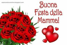 Thank You Mom Quotes, Happy Mother Day Quotes, Happy Mothers Day, Italian Memes, Italian Quotes, Mothers Day Roses, Good Morning Good Night, Diy And Crafts, Valentines