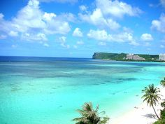 Guam lived here for 2 years.  The most beautiful place I have ever lived. Loved it!!!