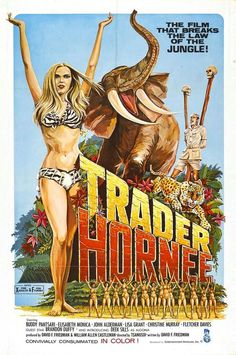 Trader Hornee, movie poster  Source: X-Rated