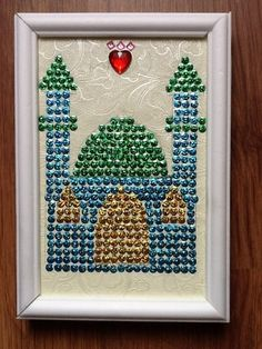 paillette masjid