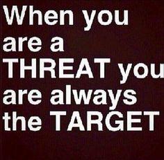 "Parental Alienator's rely on having a ""target"" for their own destructive behavior"