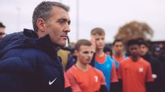 Nike News - Five New Footballers Join the Nike Academy