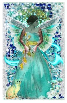 """Angel"" by jojona-1 ❤ liked on Polyvore"