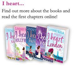 I Heart series... Lindsey Kelk