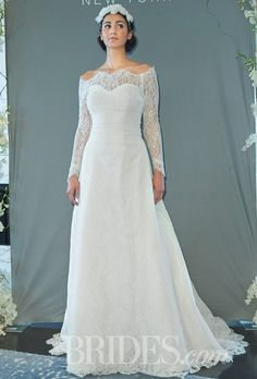 Sareh Nouri Wedding Dresses - Fall 2014 - Bridal Runway Shows eab6b6505502