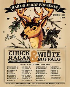 Chuck Ragan- White Buffalo