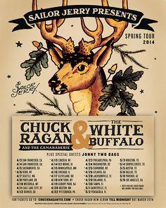 Chuck Ragan- White Buffalo